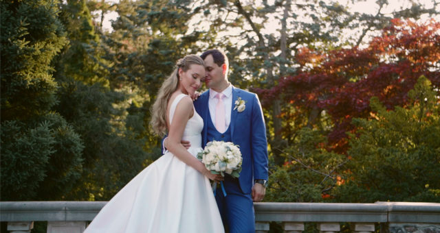 Graydon Hall Manor Wedding Videography | Alexey + Michelle | Kismet Creative