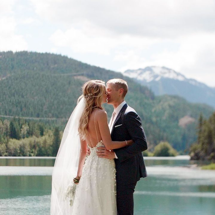Stunning North Arm Farm Wedding Pemberton   Whistler Wedding Videographer   Rachel + Clark