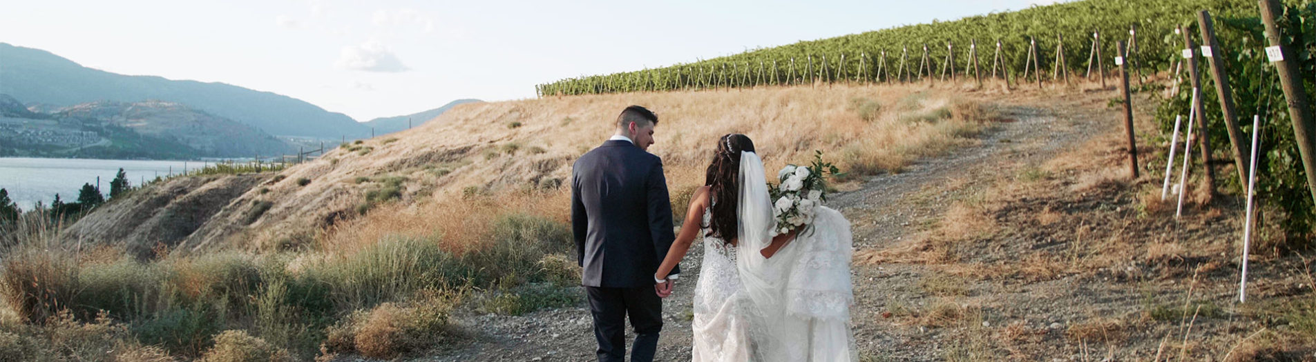 Painted Rock Winery Wedding | Okanagan Wedding Video | Chloe + Scott