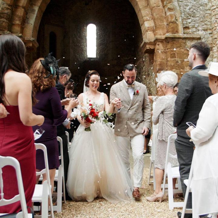 Dreamy Ettington Park Wedding   Brandon + Faye