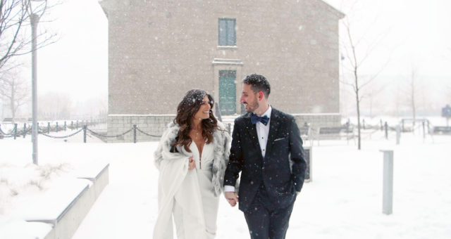 Breathtaking Hotel X Toronto Wedding Videography | Jayme + Daniel