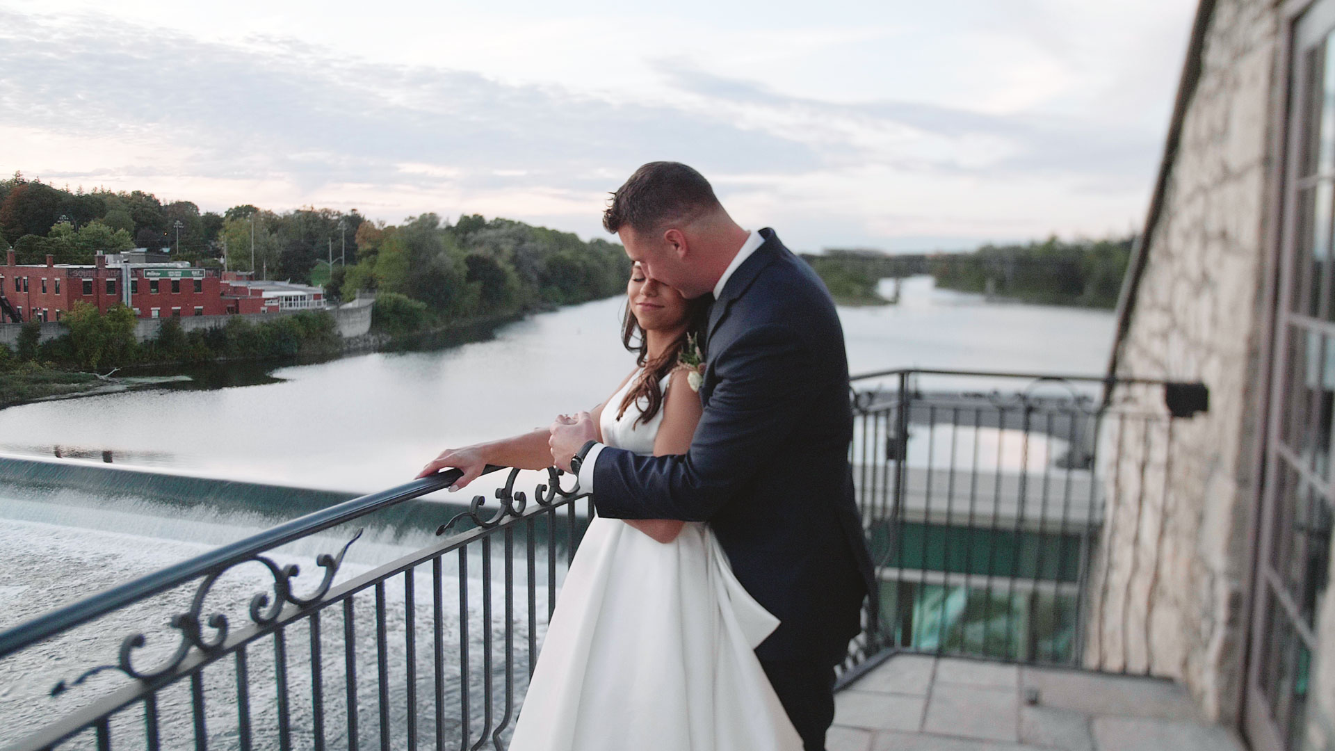Cambridge Mill Wedding Videography | Alicja + Martin 1